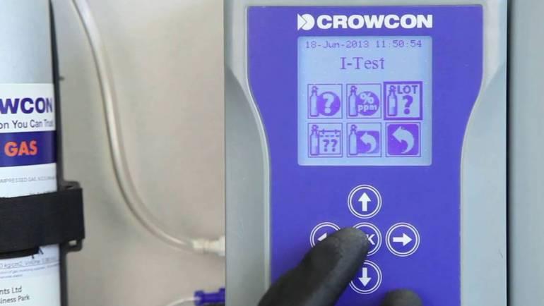 Crowcon #3: Tại sao cần bump test thiết bị đo khí?