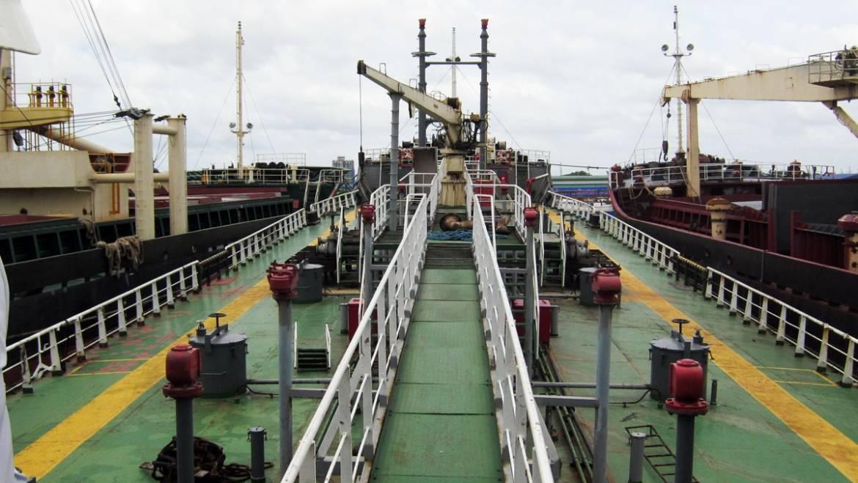 Project #Marine Oil tanker Hai Ha Petro