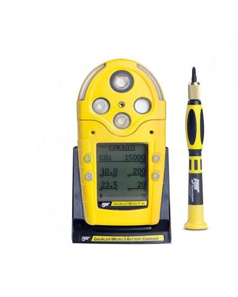 GasAlertMicro 5 Multi Gas Detector