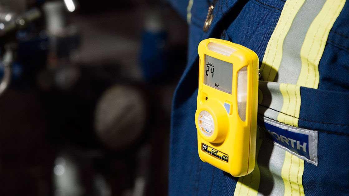 Máy đo khí Honeywell Analytics