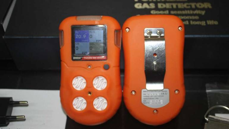 US EU or China Portable gas detector?