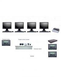 Hệ thống giám sát buồng máy Rongde