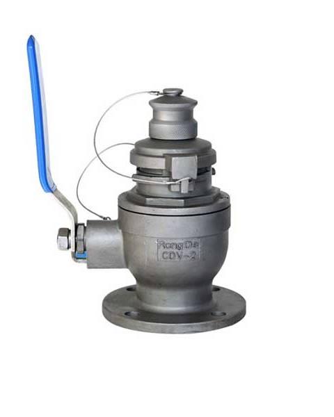 UIT Deck valve