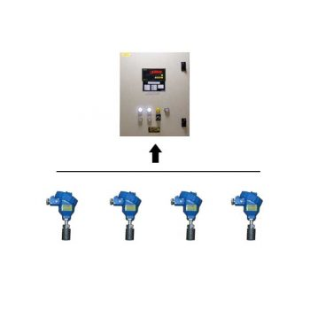 Hệ thống giám sát nhiệt độ vỏ bơm, ổ đỡ và trục xuyên vách cho bơm hàng, bơm vét và bơm dằn tàu dầu / hóa chất