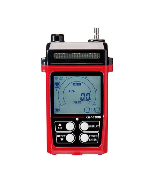 Portable Combustible Gas Detector GP-1000