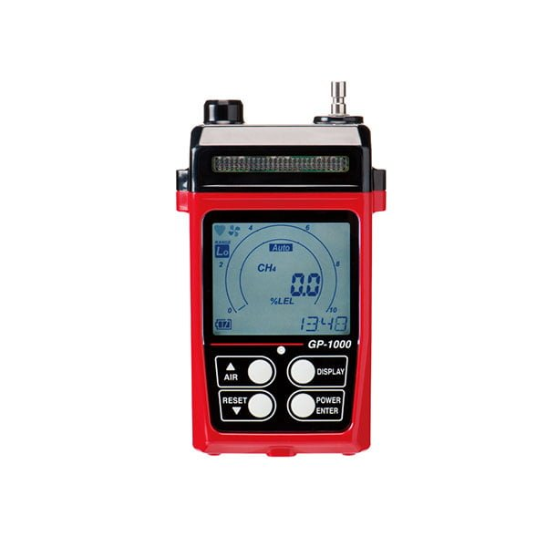Portable Combustible Gas Detector GP-1000