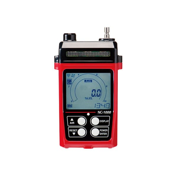 Portable Combustible Gas Detector NC-1000