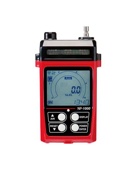 Portable Combustible Gas Detector NP-1000