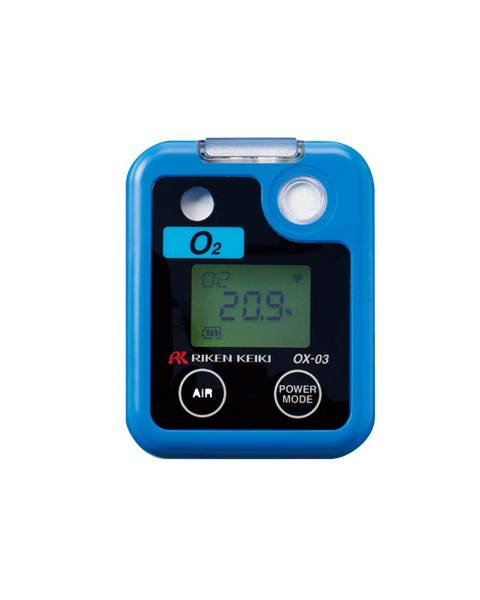 Personal Single Gas Detector Monitor OX-03
