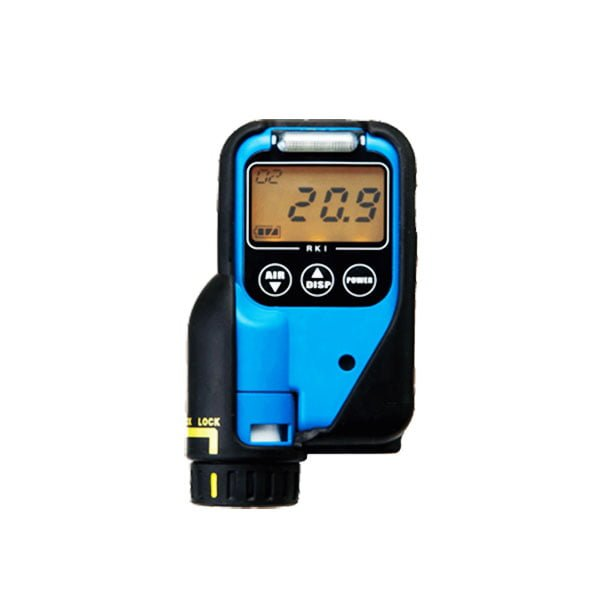 Portable oxygen gas detector OX-07