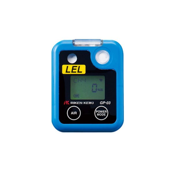 Personal Single Gas Monitor GP-03