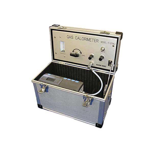 Gas Calorimeter RKI FI-21 MJ