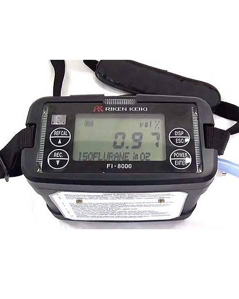 Máy đo khí quang học Riken Keiki FI-8000