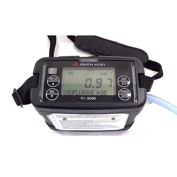 Riken Keiki Optical Gas Indicator RKI FI-8000
