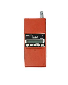 Portable infrated CO2 gas monitor RI-85