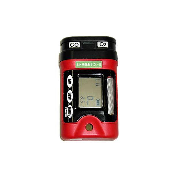 Portable CO/O2 combination gas monitor CX-II