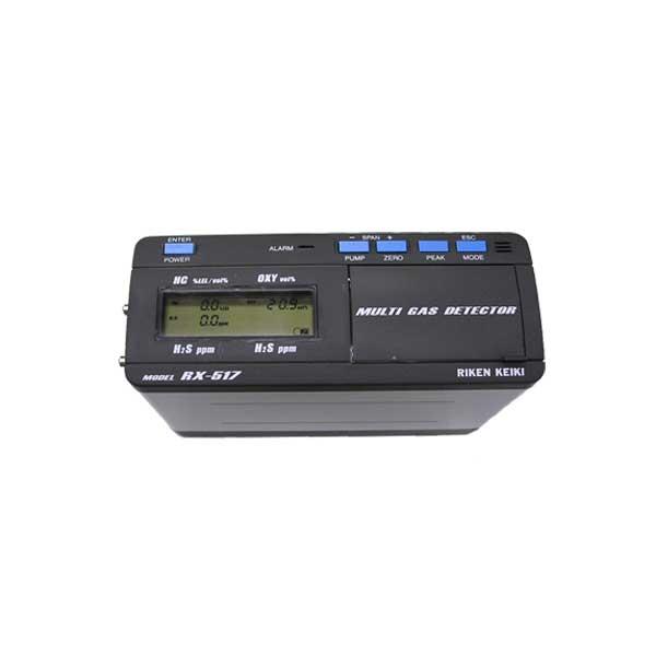 RKI RX-517 Marine combination gas detector