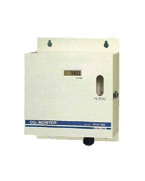 Infrared CO2 Gas Monitor RI-215D, RiKen Keiki