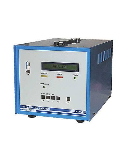 Thiết bị đo khí hồng ngoại RI-557