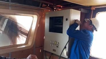 Dự án #Tàu chở dầu HAI HA 88