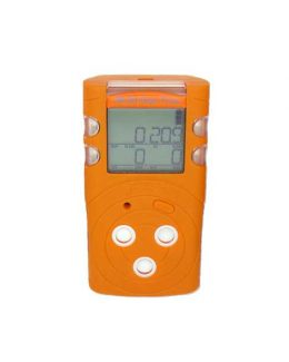 Multi Gas Detector: MGT (Disposable) for Combustible/O2/CO/H2S
