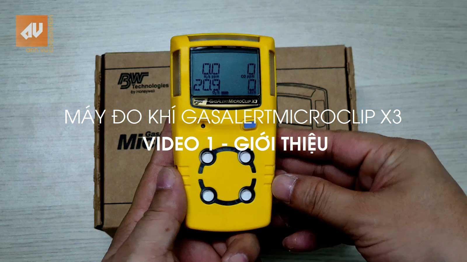 Hướng dẫn sử dụng máy đo khí GasAlertMicroClip XL, XT, X3 – Tiếng Việt – Web